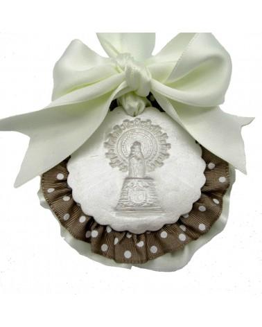 Crema pañal malva blanca